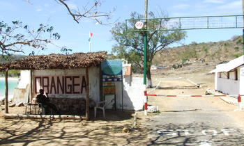 Orangea, this paradise site of Diégo-Suarez housed in the 19th century the